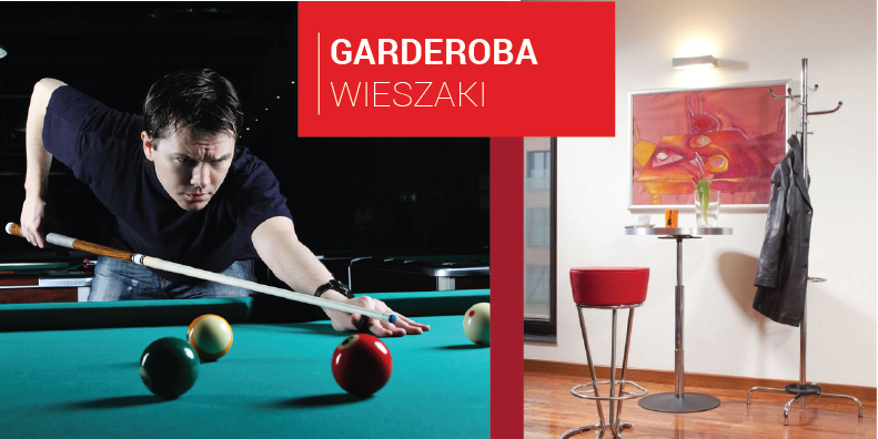 Wieszaki - stojące wieszaki, garderoba - Valorous.pl